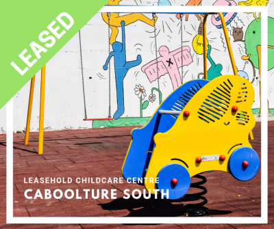 caboolture - Childcare Centre for Lease
